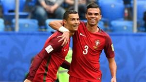 فیلم / آنالیز دقیق تیم ملی پرتغال برای بازی با ایران