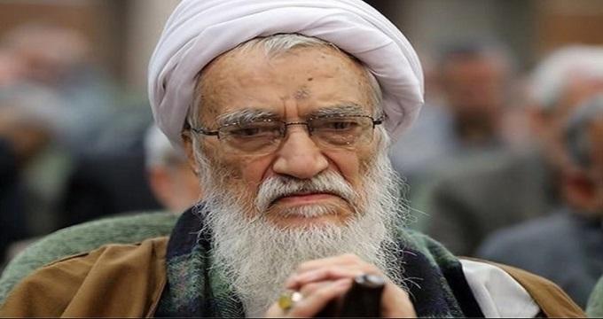 موحدی کرمانی: اختلاف نظری با مصباحی مقدم ندارم