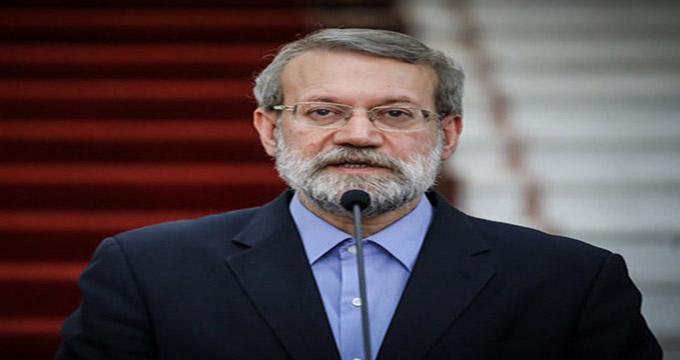 علی لاریجانی با تشکر از حضور مردم در راهپیمایی روز قدس، اظهار کرد