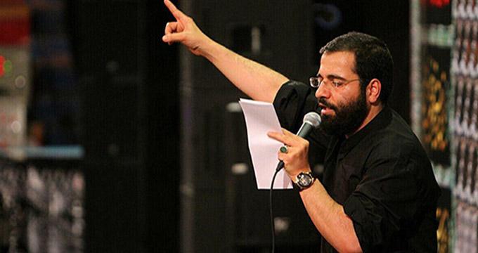 حاج حسین سیب سرخی (بمناسبت رحلت امام خمینی)