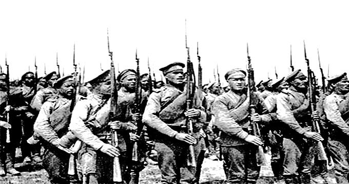 فیلم / از جنگ جهانی اول تا جنگ جهانی یمن
