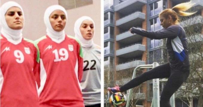 بانوی ملیپوش سابق فوتسال ایران، درخواست پناهندگی داد