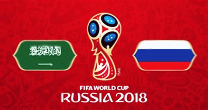 فیلم / خلاصه بازی روسیه 5 - عربستان 0 (جام جهانی روسیه)