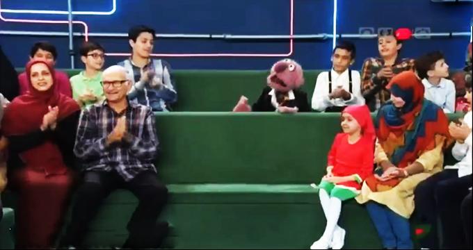 فیلم / آهنگ فوق العاده جناب خان برای مهران مدیری در خندوانه