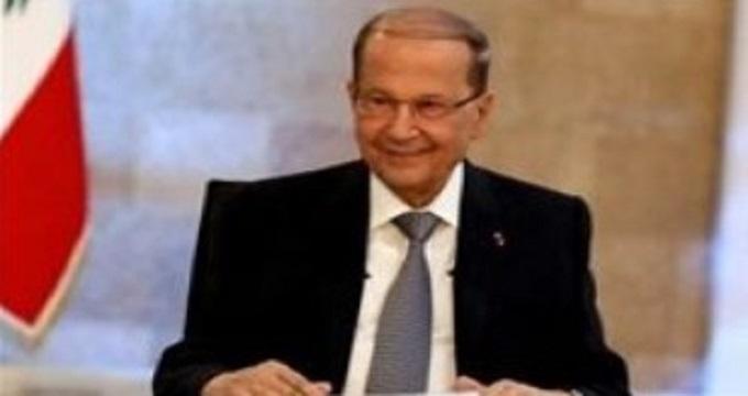 تأکید میشل عون بر برگزاری انتخابات لبنان در موعد مقرر
