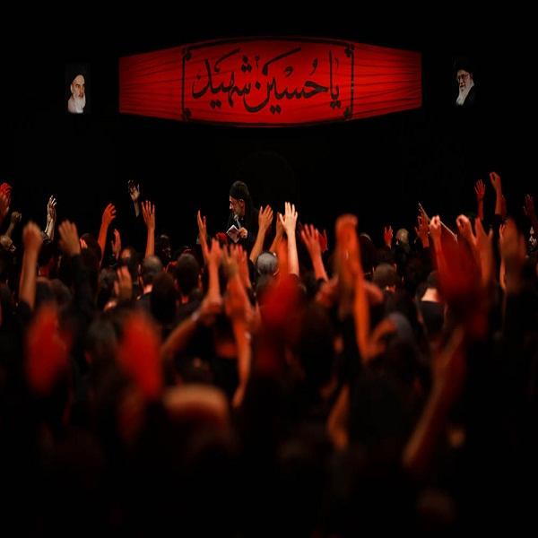 دانلود روضه محمود کریمی راه وا کنید که زهرا با قامت خم اومد