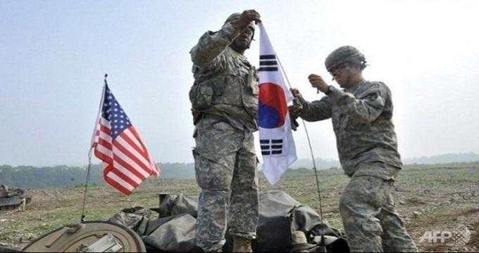 تمرین نظامی آمریکا و کره جنوبی برای نابودی تسلیحات پیونگ یانگ
