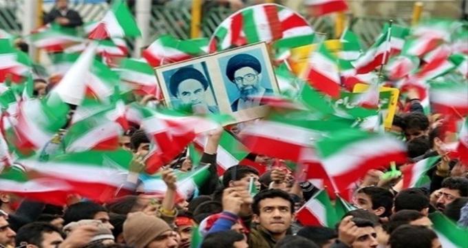 فیلم / تصاویر هوایی مراسم راهپیمایی سیزده آبان، روز ملی مبارزه با استکبار جهانی در خیابان های منتهی به لانه سابق جاسوسی امریکا در تهران