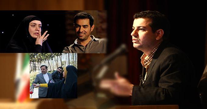 صحبت های استاد رائفی پور درباره شهاب حسینی