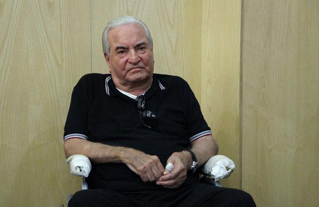 """فیلم / دلیل ملاقات """"عباس امیرانتظام"""" با آمریکاییها در آبان 57"""