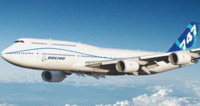 مهارت خلبان در اجرای پرواز در ارتفاع کم با بوئینگ 747