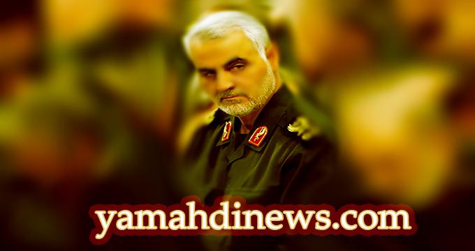 پخش برای اولین بار؛ صحبت های سردارسلیمانی برای رزمندگان ایرانی در سوریه