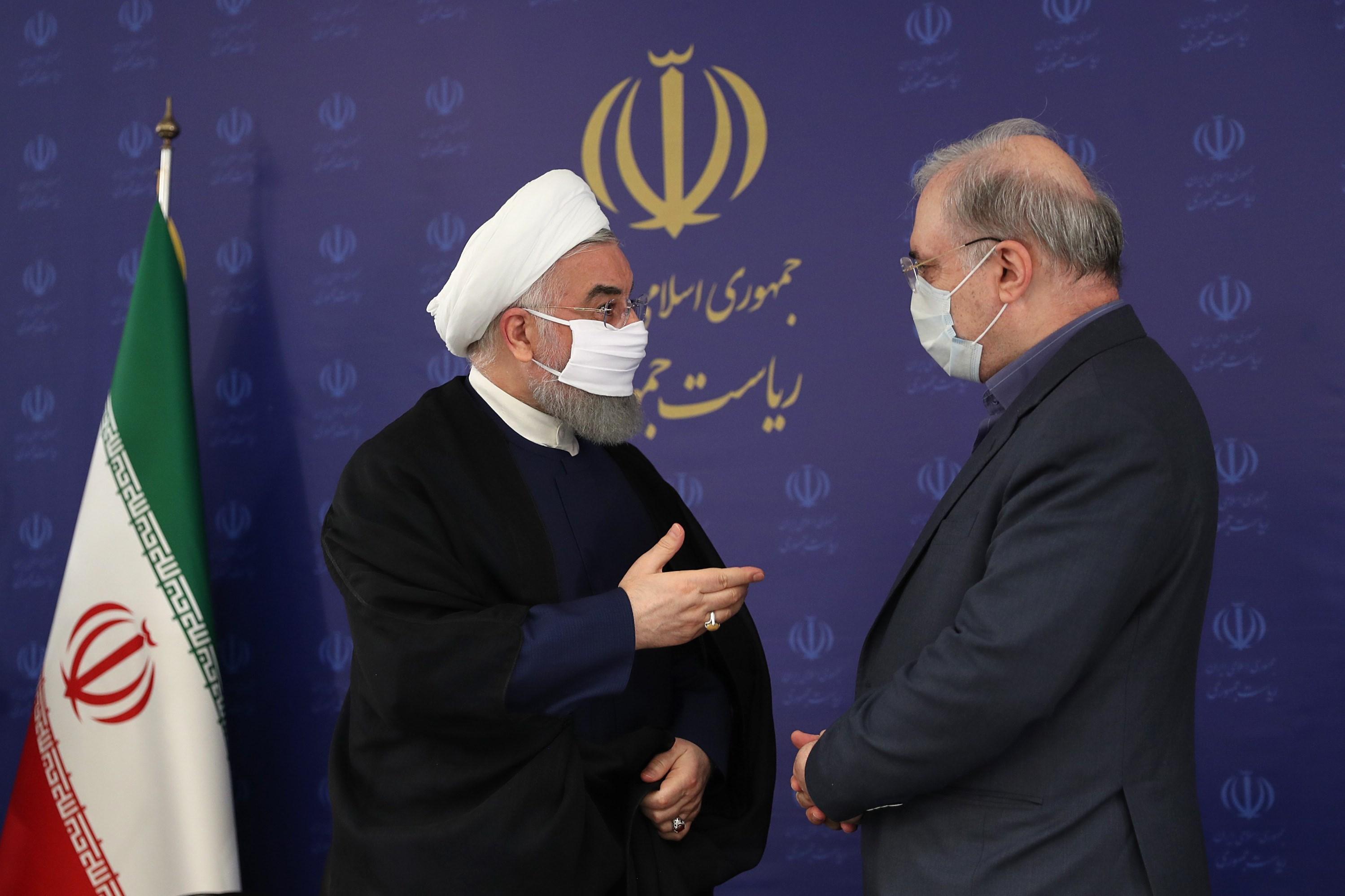 دولت روحانی در برابر کرونا