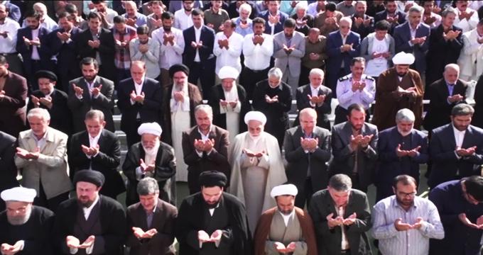 نماهنگ برای عظمت ایران