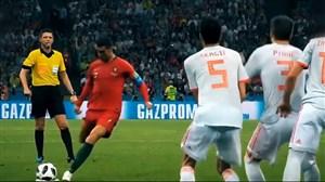 فیلم / بهترین گلهای هفته اول بازی های جام جهانی 2018