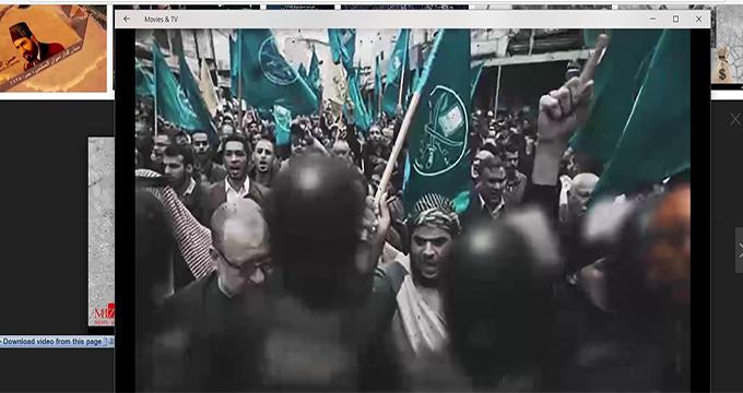 فیلم / موشن گرافیک برادران مسلمان