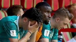 فیلم / نگاهی دقیق به سقوط آلمان در جام جهانی روسیه