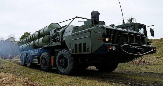 """تحویل سامانه موشکی""""S400""""روسیه به چین آغاز شد"""