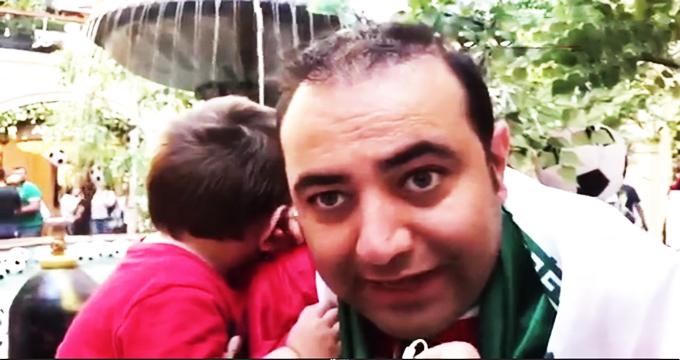 فیلم / گزارش و گفتگوی جذاب با ایرانی ها در روسیه (اختصاصی)