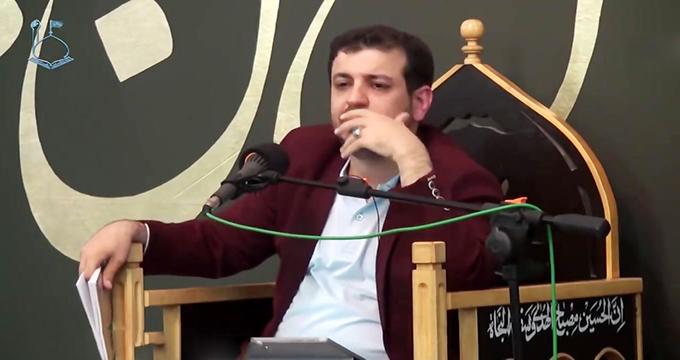 فیلم / سخنرانی استاد رائفی پور« شرح زیارت آل یاسین »جلسه 2