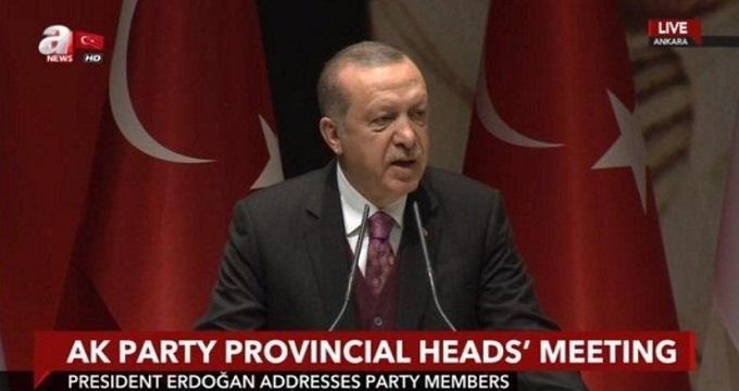 انتقاد اردوغان از دیدگاه دوگانه غرب پیرامون دموکراسی