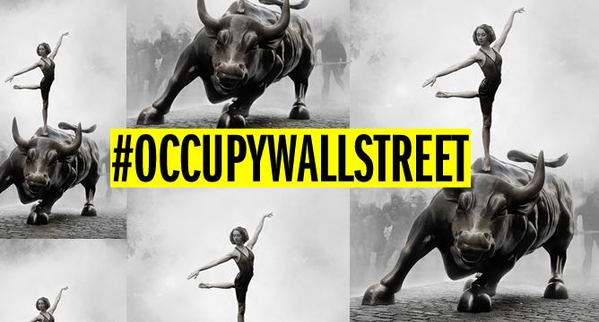 جنبش وال استریت