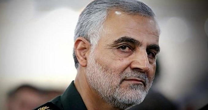 هشدار جدی سردار سلیمانی به فرمانده آمریکایی در سوریه