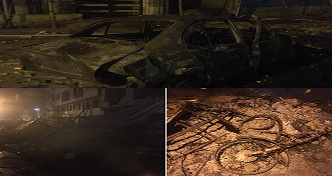 ویدئو/ روایتی کامل از حوادث دوشنبه شب خیابان پاسداران