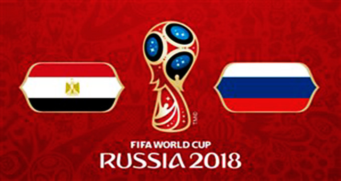 فیلم / خلاصه بازی روسیه 3 - مصر 1 (جام جهانی روسیه)