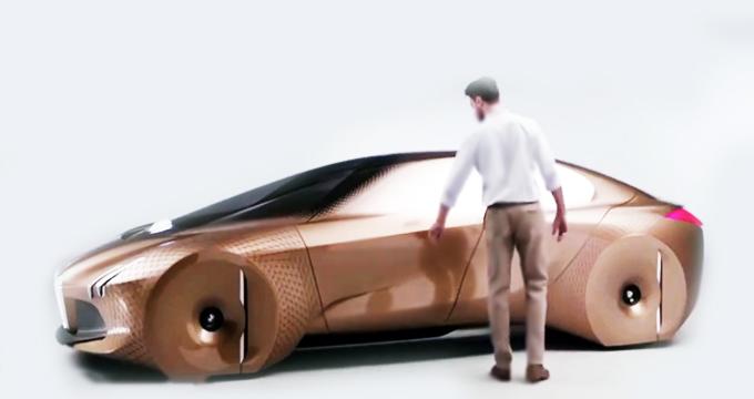 فیلم / تکنولوژی خودروهای آینده