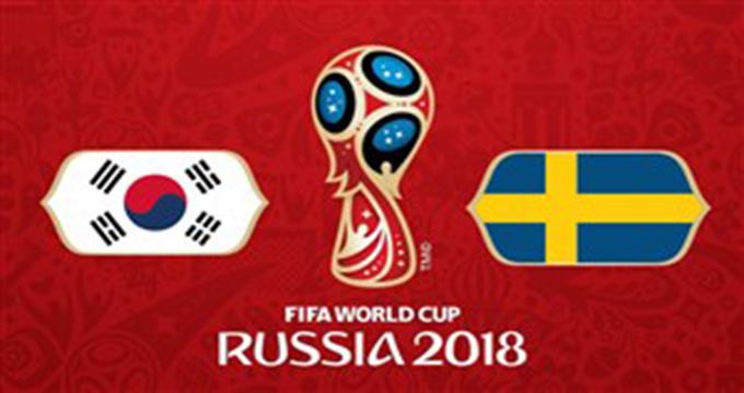 فیلم / خلاصه بازی سوئد 1 - کرهجنوبی 0 (جامجهانی 2018 روسیه)