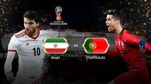 فیلم / نظر مردم درباره بازی تیمملی ایران مقابل پرتغال