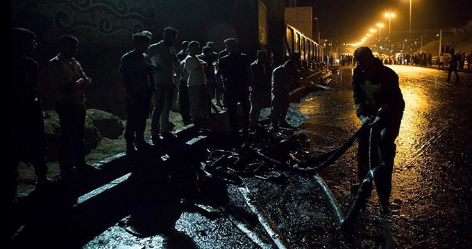 واکاوی تصادف هولناک سنندج؛ فرمانده پلیس راه کشور: تانکر اجازه تردد در شب را نداشت...