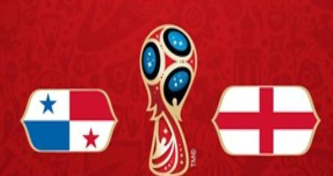 خلاصه بازی انگلیس 6 - پاناما 1 (جامجهانی روسیه)