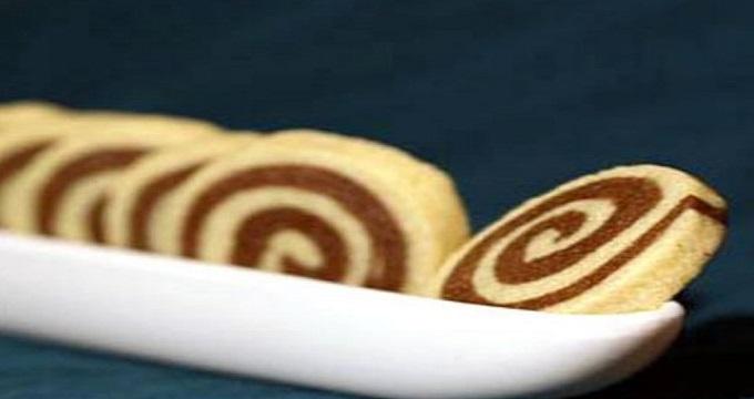 شیرینی ها/ دستور تهیه «شیرینی دو رنگ»