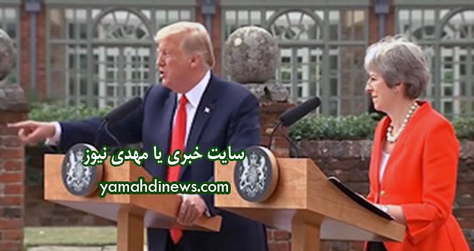 فیلم / درگیری لفظی ترامپ با خبرنگار CNN در نشست خبری