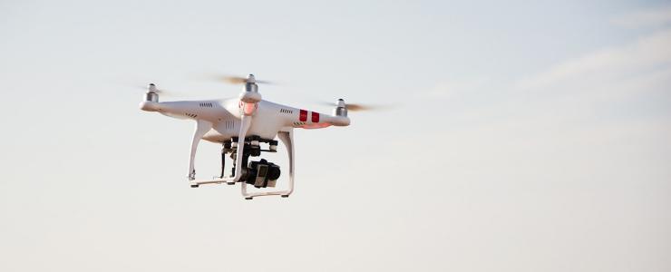 تکلیف کنترل ترافیک هوایی پهپادها و کوادکوپترها چیست؟