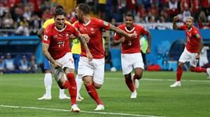 فیلم / سوئیس به دنبال خاکستر نشدن رویاهای فوتبالی