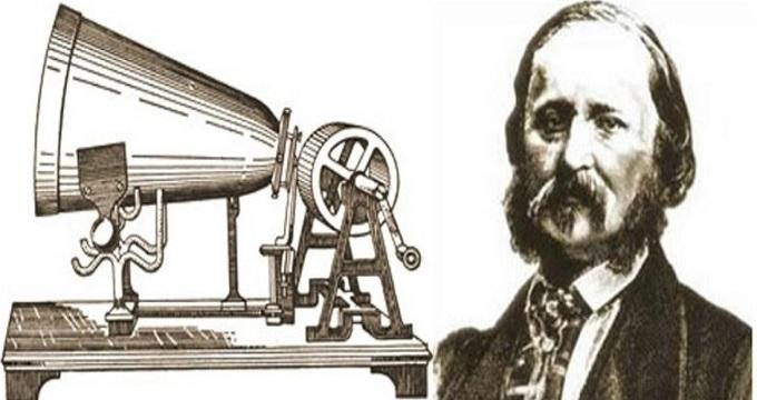 ضبط صوت را چه کسی و چه طور اختراع کرد؟