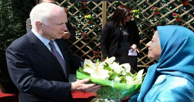 نقش سناتور مککین و سازمان سیا در اغتشاشات ایران