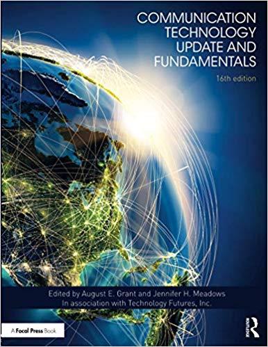 دانلود کتاب «مبانی فناوری ارتباطات» نوشته آگوست گرنت