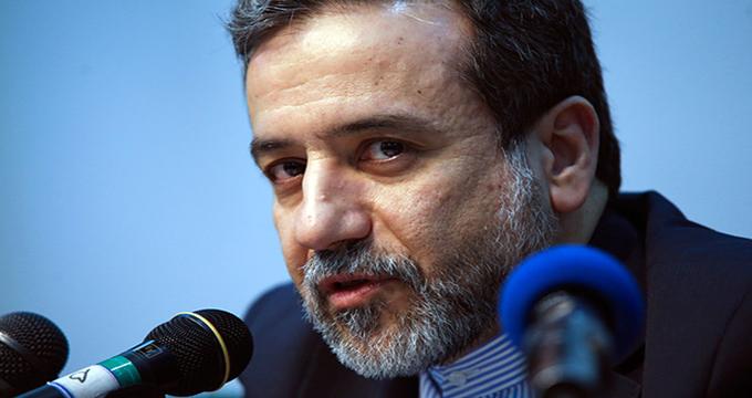 عراقچی: تحریم های آمریکا محکوم به شکست است