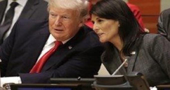 آمریکا خواستار جلسه اضطراری شورای امنیت سازمان ملل درباره ایران شد