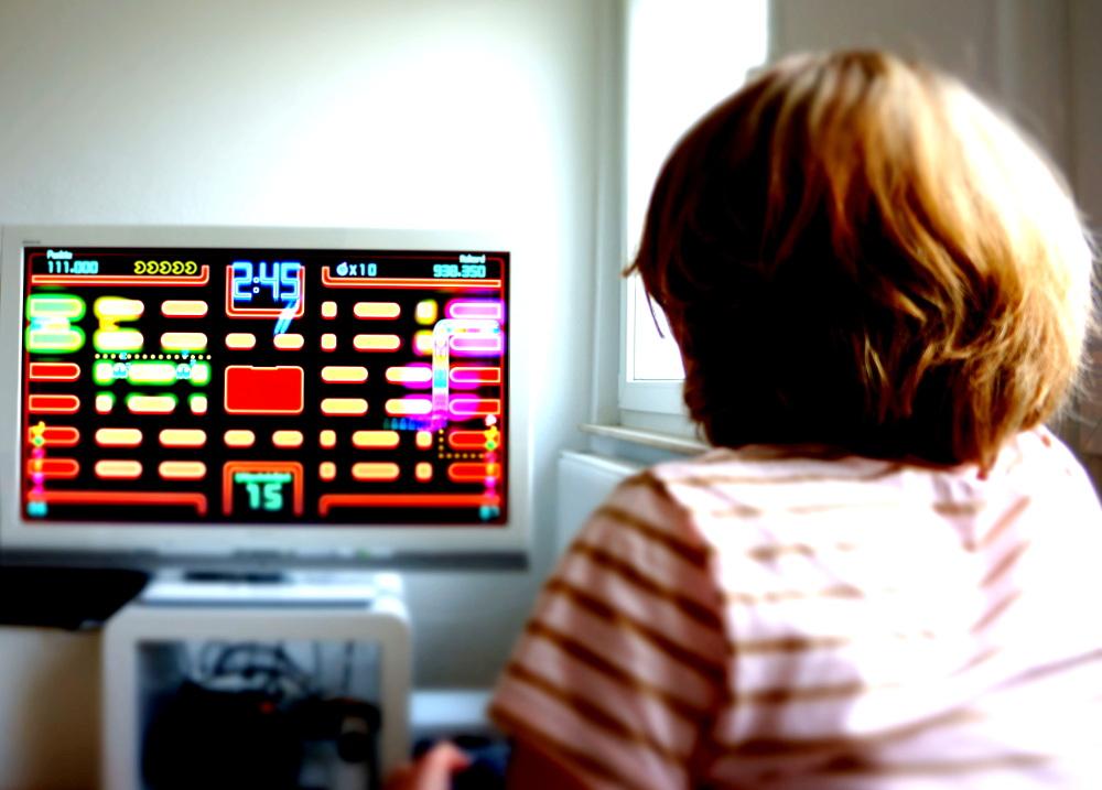 دختران و بازی های رایانه ای