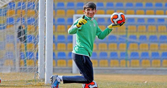 علیرضا در آسیا فقط برای پرسپولیس بازی میکند
