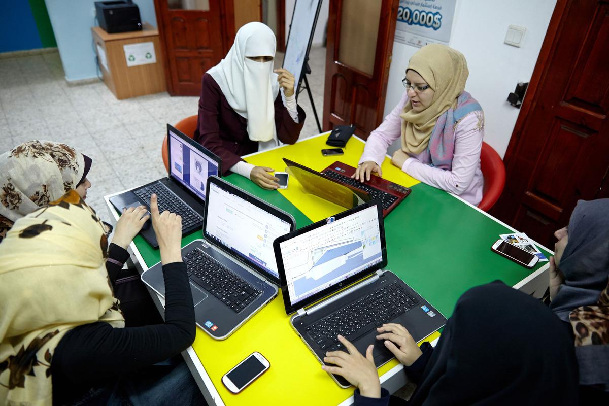 استارتآپ ها در غزه