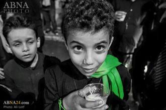 Photos Ashura 2016 in Syria Damascus