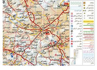 مختصری از شهرستان خمین (محل برگزاری جشنواره کشوری محراب قلم)