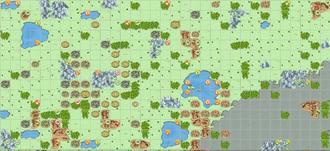 نقشه تراوین