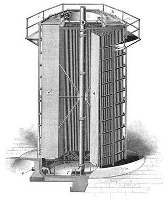 تاریخچه برج خنک کن
